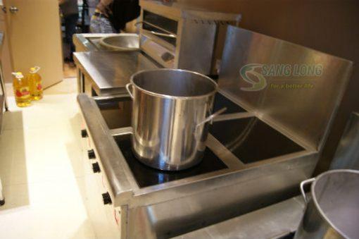 Bếp từ công nghiệp 4 x 5kw