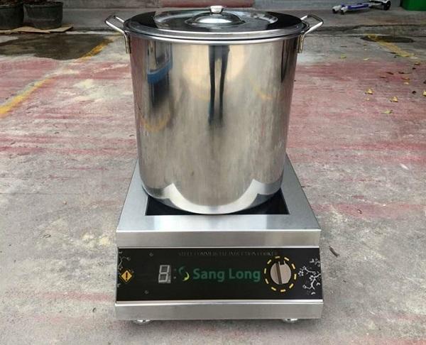 Bếp từ công nghiệp 5kw tốt