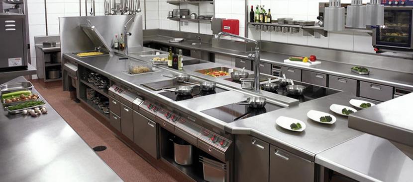 bếp từ công nghiệp dùng cho nhà hàng