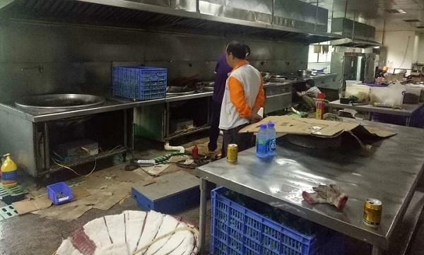 Sửa chữa bếp từ công nghiệp
