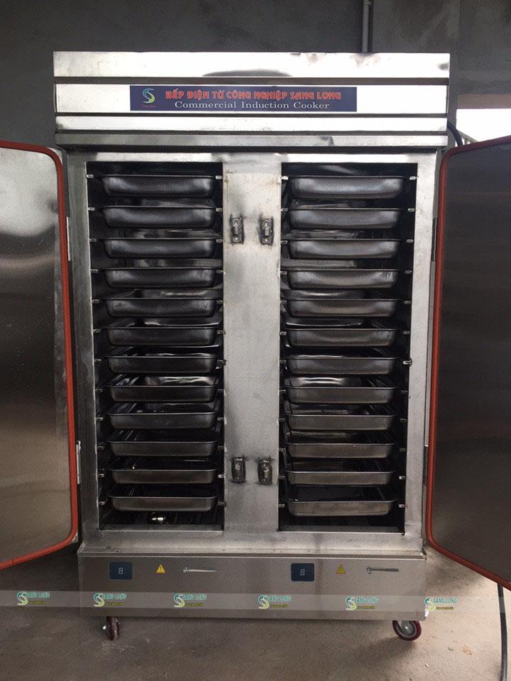 tủ cơm điện từ công nghiệp