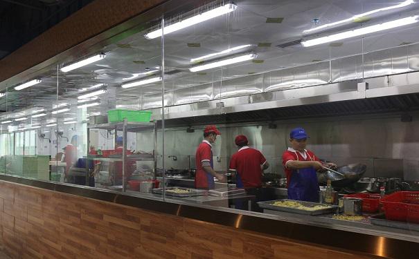 Lắp đặt bếp từ công nghiệp cho Tập Đoàn Mường Thanh