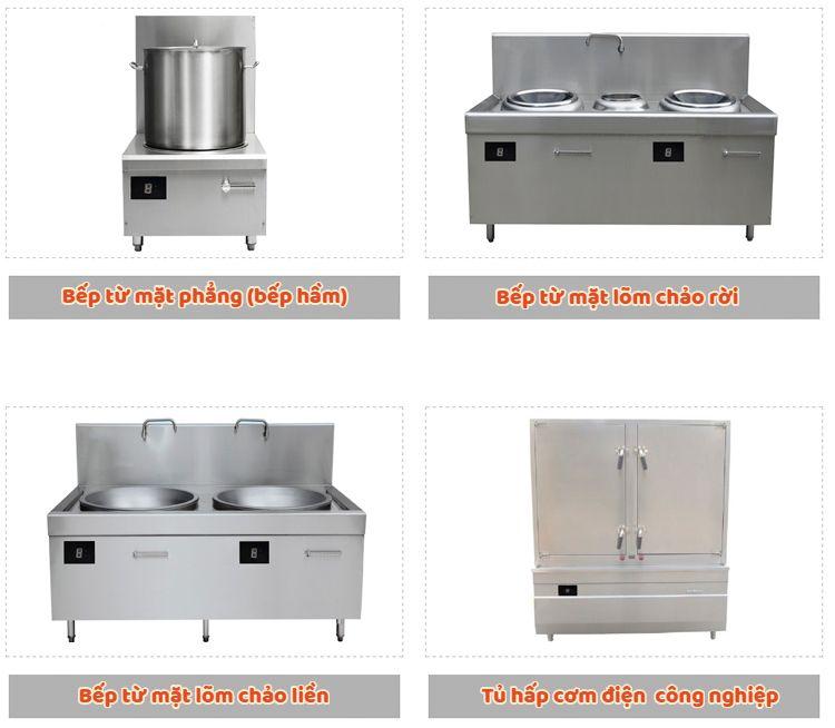 Bếp từ công nghiệp giá càng rẻ thì càng có vấn đề