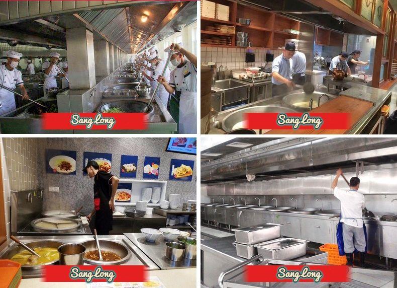 Bếp từ công nghiệp trở thành tiêu chuẩn mới trong khu bếp ăn hiện đại