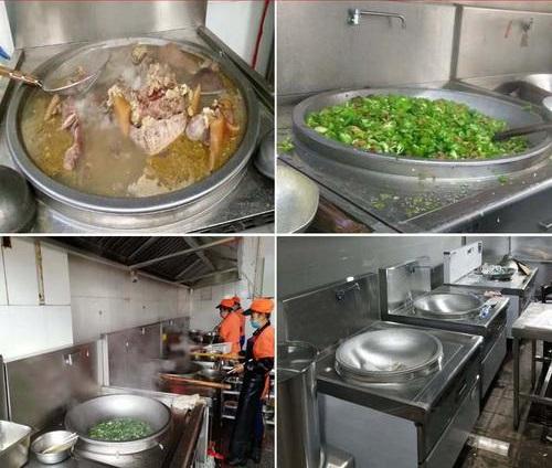 Lắp đặt bếp cho công ty suất ăn công nghiệp Đại Thanh Vân