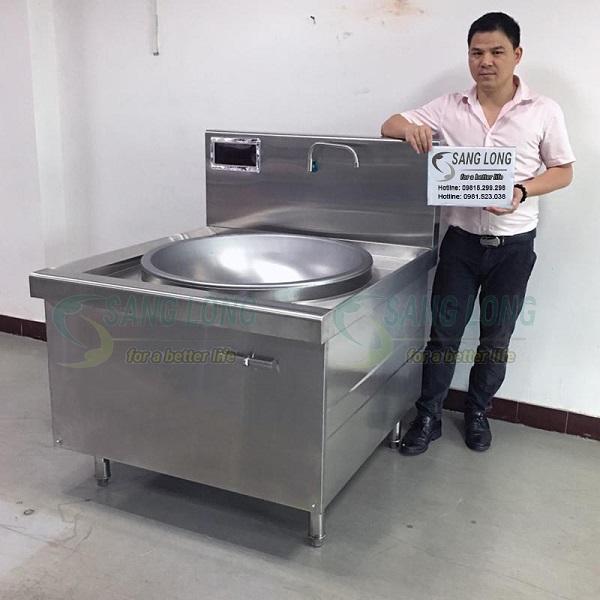 ưu điểm của bếp từ công nghiệp