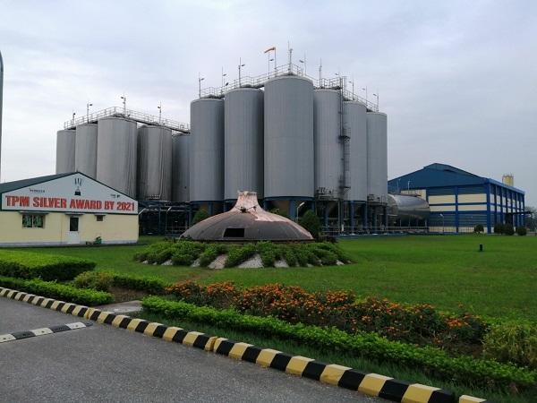 Nhà máy bia Heineken sử dụng bếp từ công nghiệp Sang Long