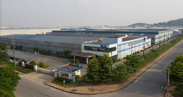 Dự án bếp từ công nghiệp cho Nhà máy DK UIL Việt Nam