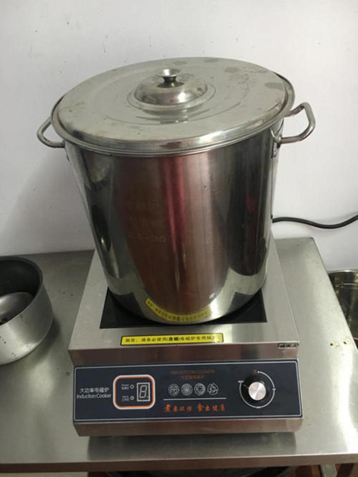bếp từ công nghiệp thanh lý