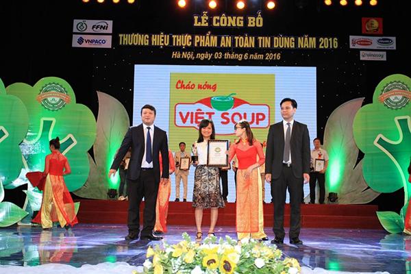 Dự án bếp từ công nghiệp cho Cháo dinh dưỡng Việt Soup