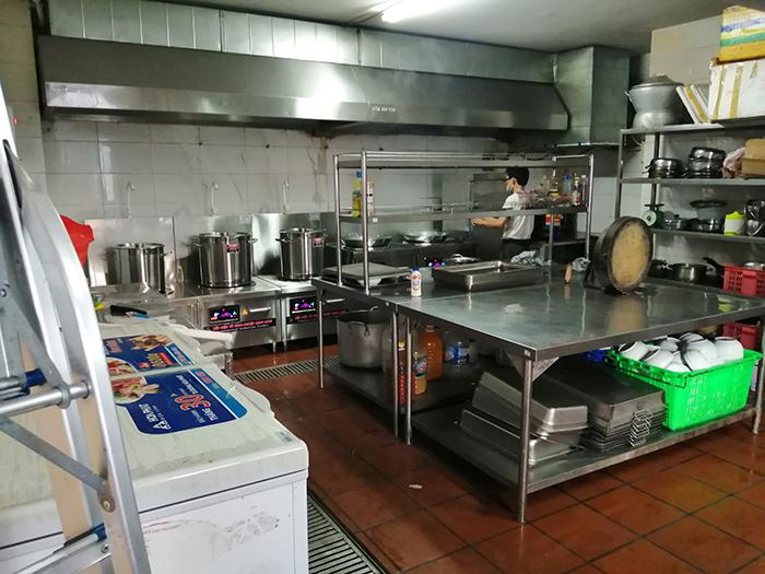 Tập đoàn Tân Á Đại Thành tin tưởng sử dụng Bếp từ Sang Long