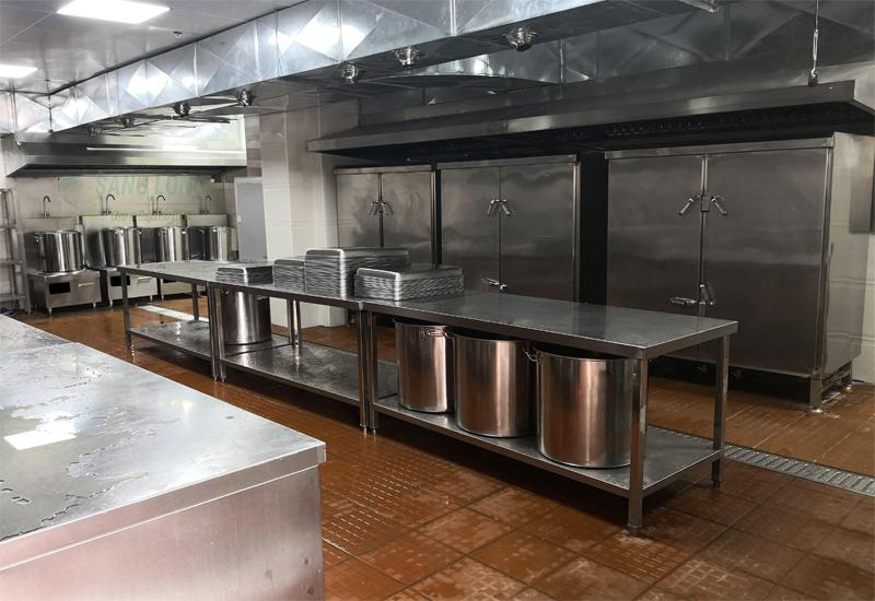 Dự án bếp từ 15kw cho Công ty cổ phần lọc hóa dầu Bình Sơn