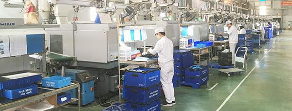Dự án bếp từ công nghiệp cho công ty Nhật Minh